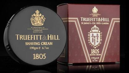 1805 shave cream tub 165g