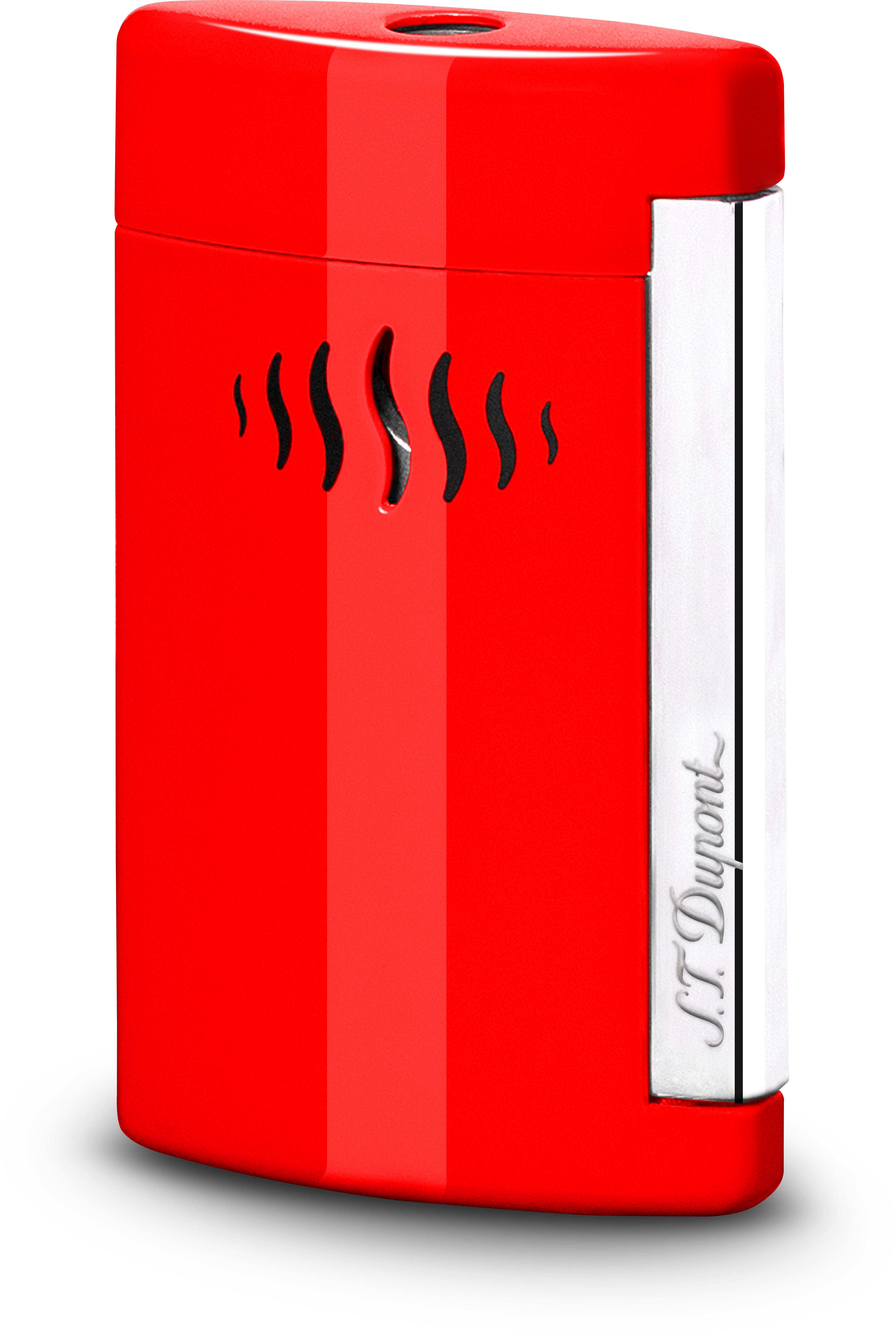 S.T. Dupont Minijet Wild Red