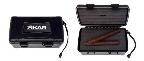 Travel humidor 5 cigar