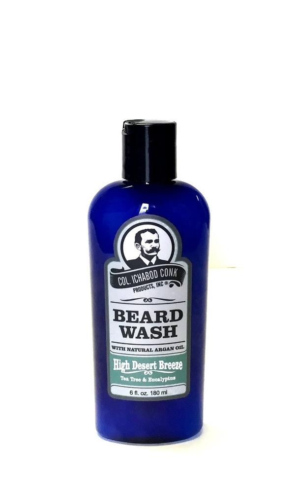 Col. Ichabod Conk Beard Wash Desert Breeze 180ml