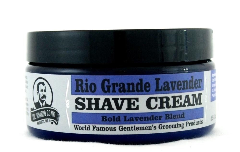 Col. Ichabod Conk Shave Cream Rio Grande Lavender 160ml