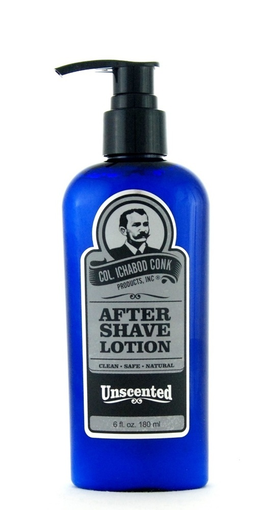 Col. Ichabod Conk After Shave Lotion Unscented 180ml