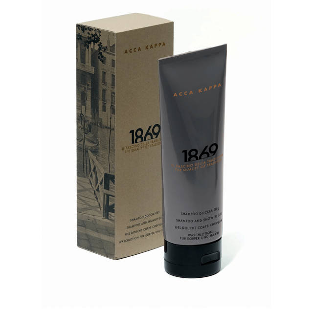 Acca Kappa 1869 Shampoo/Shower Gel 200ml