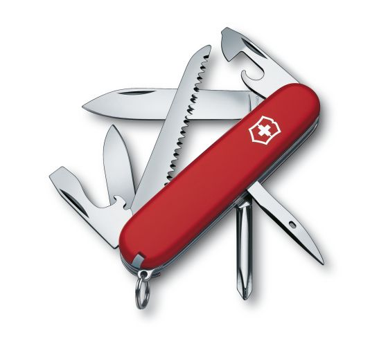 Swiss Army Victorinox Hiker Red