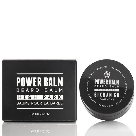 6ixman Power Balm (beard balm)