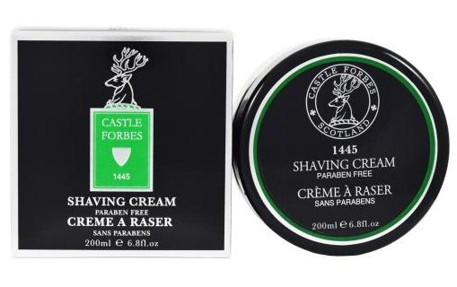 Castle Forbes Shave Cream *1445* 200ml
