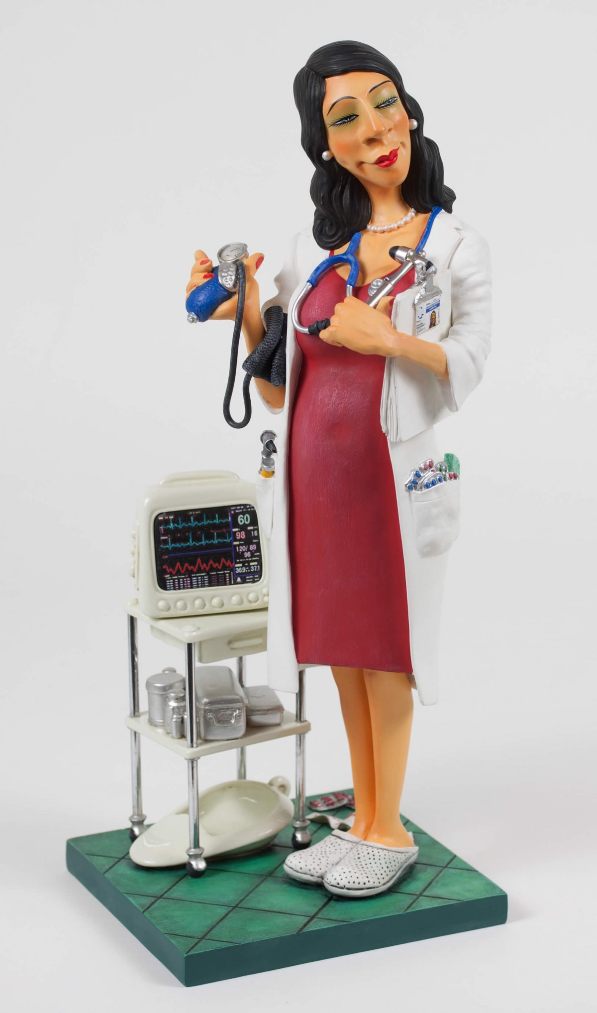 Guillermo Forchino Lady Doctor Mini