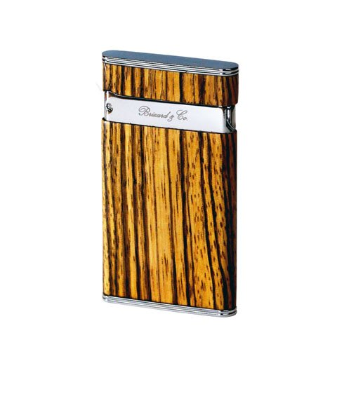 Brizard Sottile Lighter Zebrawood