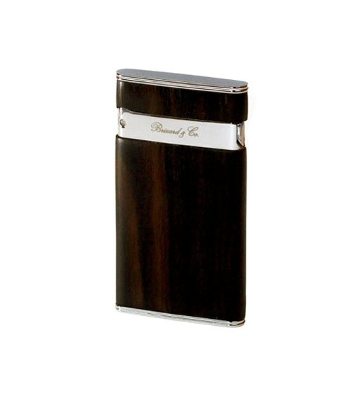Brizard Sottile Lighter Macassar Ebony
