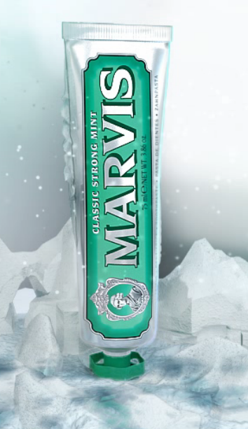 Marvin Travel Toothpaste Classic Mint 25ml
