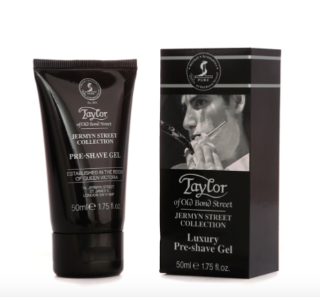 Taylor of Bond Jermyn Street Collection Pre Shave Gel 50ml