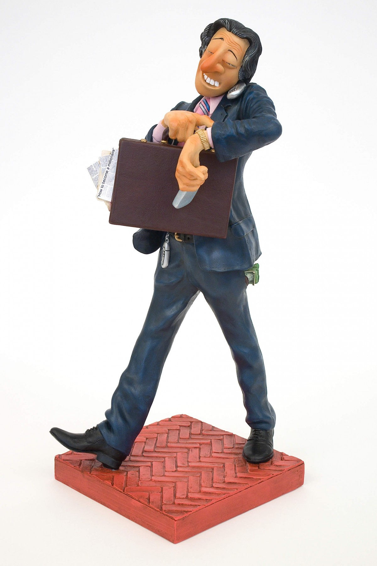 Guillermo Forchino The Business Man Mini 24cm