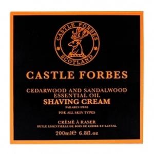 Shaving cream sandle wood 200m