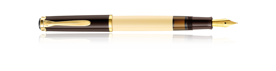 Pelikan Fountain Pen Cafe Creme Special Edition