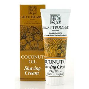 Coconut Oil Shave Cream Tube 75g
