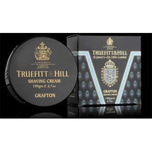 Truefitt & Hill Grafton Shave Cream Tub 165g