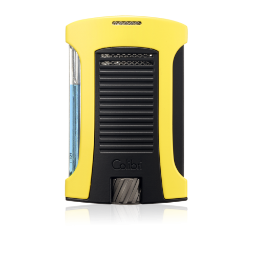 Colibri Daytona Single Jet Black/Yellow