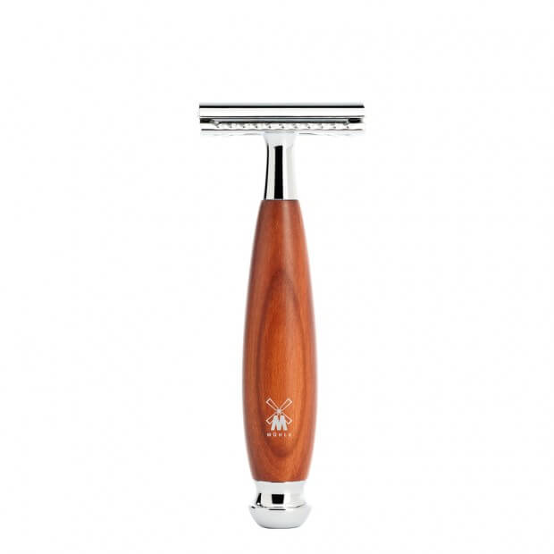 Muhle Safety Razor Plum Tree Wood