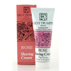 Rose Shaving Cream Tube 75g
