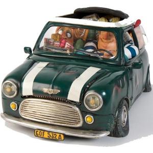 Guillermo Forchino My First Love Mini Cooper Mini 26cm
