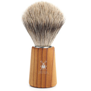 Shavebrush best-badger pine wo