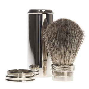 Travel Shave Brush Synthetic