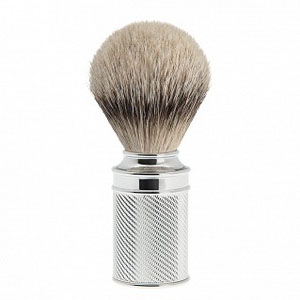 Shave Brush Silvertip Chrome M  21mm / 0.83""