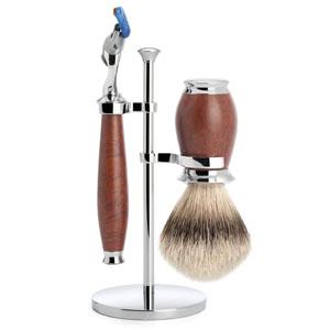 Shave Set 3 Pieces Fusion Silver-tip