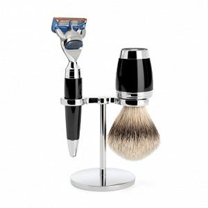 Shave set 3pcs fusion resin