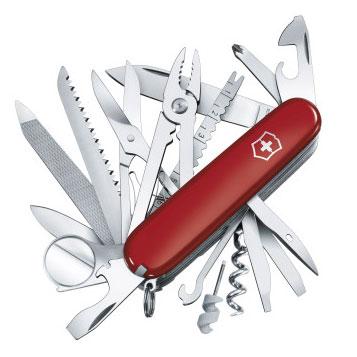 Swiss Army  SwissChamp Pocket Knife