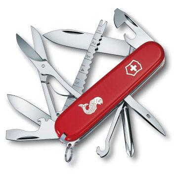 Swiss Army Fisherman Pocket Knife