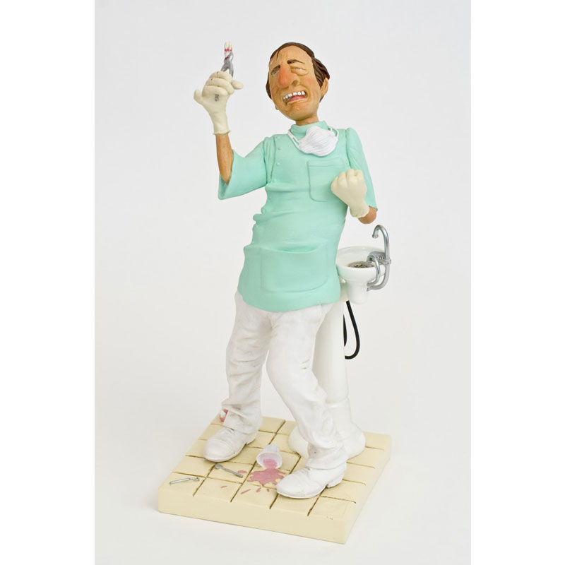 Guillermo Forchino The Dentist Mini 24cm