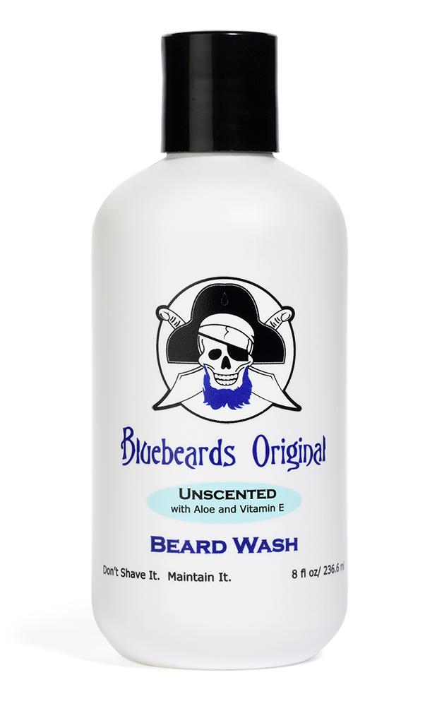 Beard wash  unscented 236ml