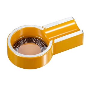 Visol Absolem Yellow Single Cigar Ashtray