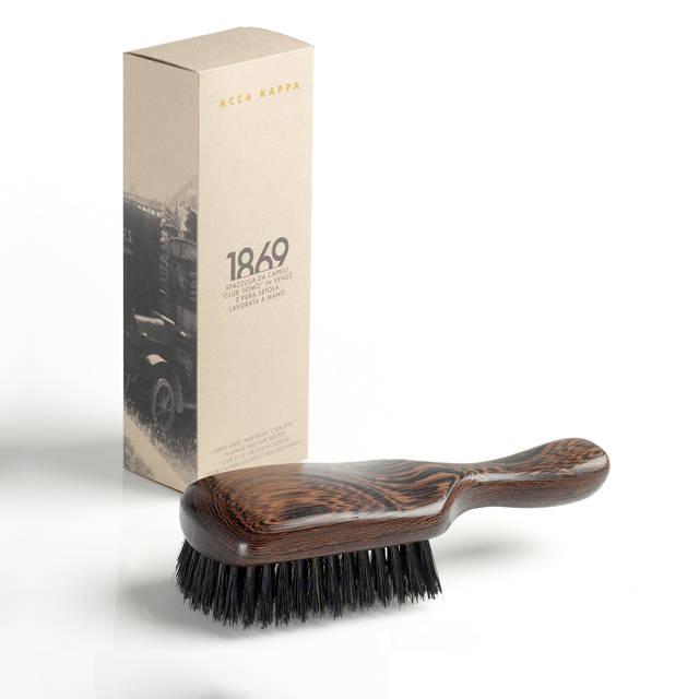 Acca Kappa Hair Brush 1869 Wenge Wood