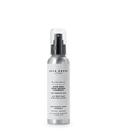 Acca Kappa White Moss Deodorant Spray 125ml