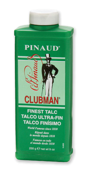 Pinaud Clubman Talc Powder 255g