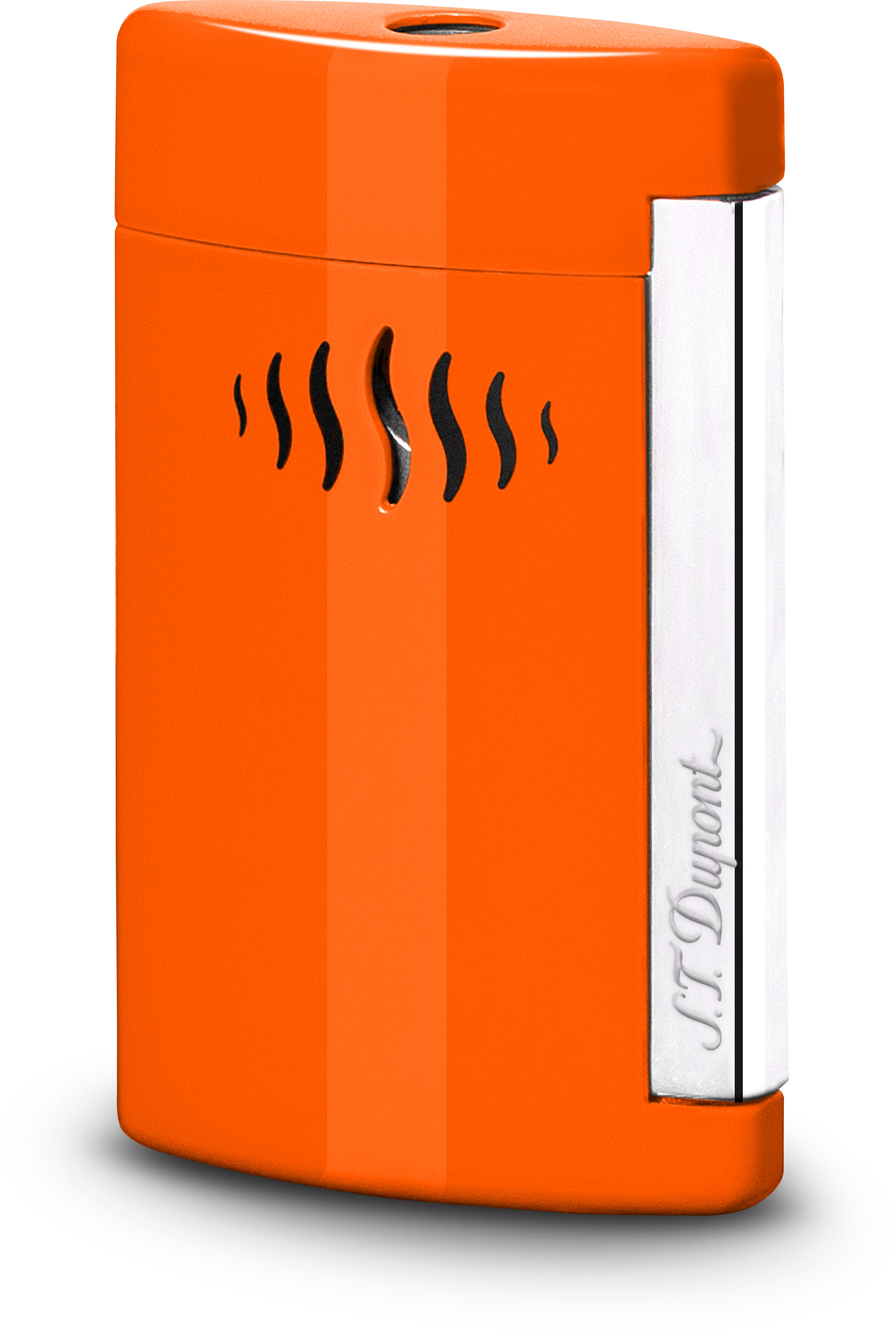 S.T. Dupont Minijet Coral Orange