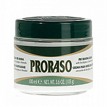Proraso Pre/Post Shave Cream 100ml