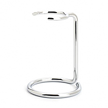 Shave Brush Stand Chrome
