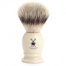 Shavebrush synthetic ivory res