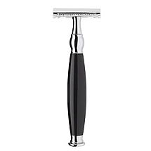 Safety Razor Resin Black