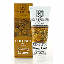 Coconut Oil Shave Cream Tube 75g