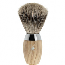 Shavebrush badger olive wood