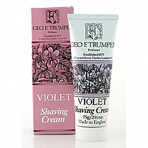 Violet Shaving Cream Tube 75g