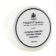 Ultimate comfort shaving cream