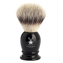 Shavebrush synthetic black res