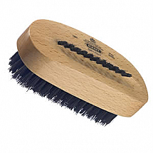 Nail brush black bristle