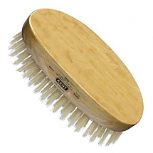 Kent Men's Pure White Bristle Brush