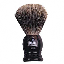 Kent Shaving Brush Tortoise Shell